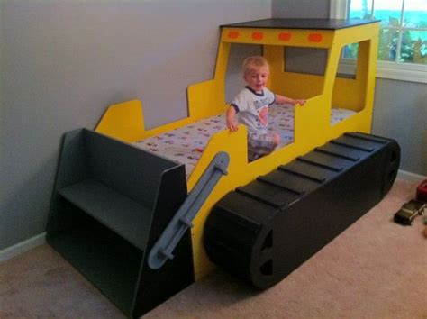 Kinderzimmer 2 Jungs 1594 by And Rugged Bull Dozer Dozer Construction Themed