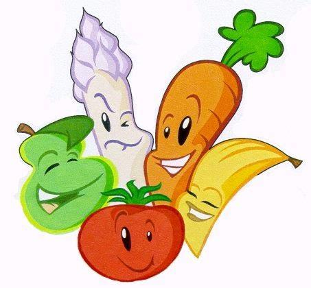 k w vegetables ninos a comer frutas y vegetales