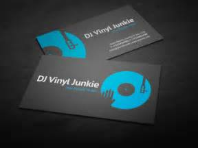 dj business cards vinyl dj business card by iamvinyljunkie on deviantart