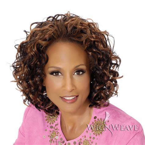 beverly johnson synthetic braiding hair beverly johnson synthetic half wig hw 370 oprah 2