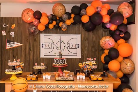 Kara's Party Ideas Basketball Birthday Party   Kara's
