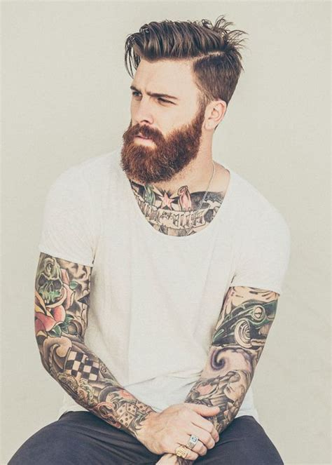 tattoo beard instagram photo by mariusz jeglinski levi stocke bearded yummies