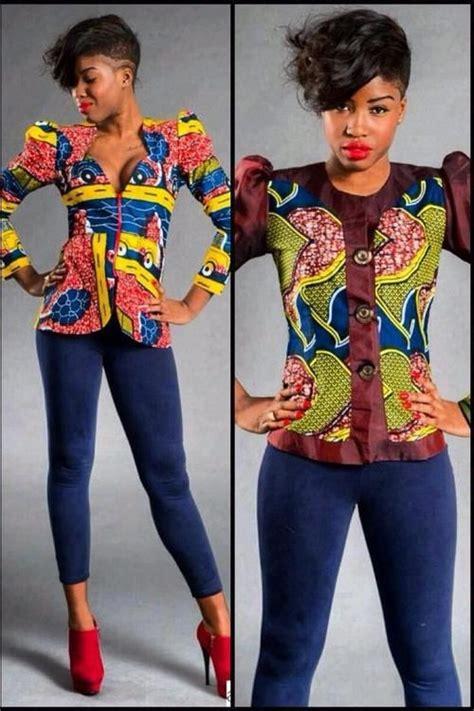 styles of ankara blazer check out a simple list of styles of ankara jacket 2016