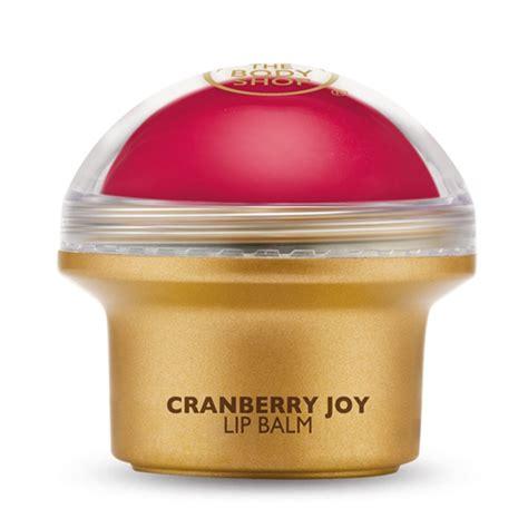 Lip Gloss The Shop do want the shop cranberry lip balm