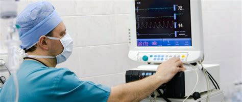 national electrocardiograph technician