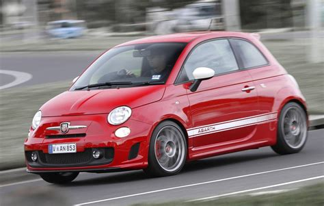 fiat 500 abarth esseesse top gear