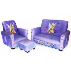 sofa chair walmart disney tinker bell fairies toddler sofa chair and