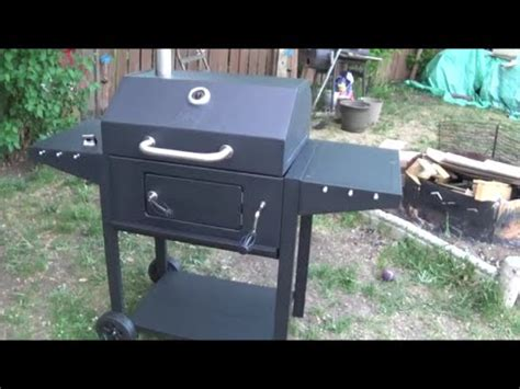 Backyard Grill Vs Master Chef Master Chef Charcoal Bbq Assembly How To