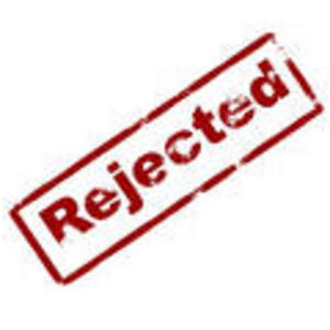 Rejection Letter High School why b schools reject mba applicants