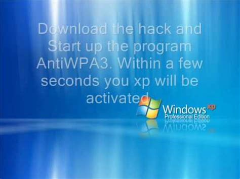 resetting windows xp activation period windows xp activation reset grace period registry