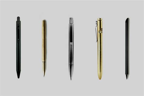 best pen the 20 best edc pens gearmoose