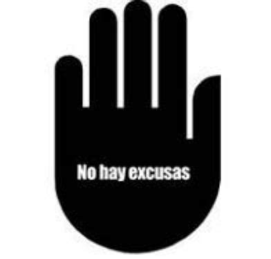 sin excusas no 8415116128 10 consejos para cumplir con tus actividades mientras trabajas y estudias 10puntos