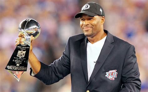 michael strahan news page 3 people trophy life new york giants week one espn