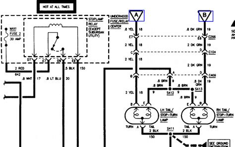 1995 gmc wiring diagram 1995 gmc wiring harness wiring diagram with description
