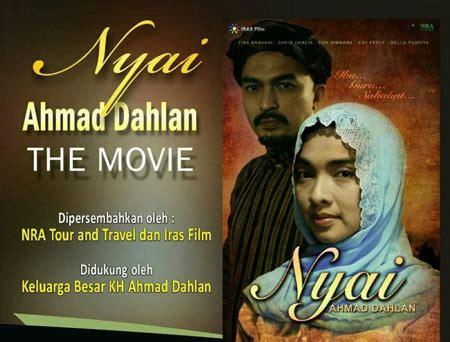 film islami mancanegara pesan pemeran nyai ahmad dahlan untuk wanita indonesia