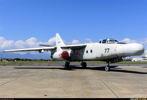 1611 Nta Bomber Rubiah Navy n877rs usa government douglas nta 3b skywarrior at pacific aviation museum pearl harbor