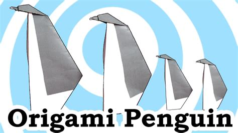 Origami Penguin - origami penguin