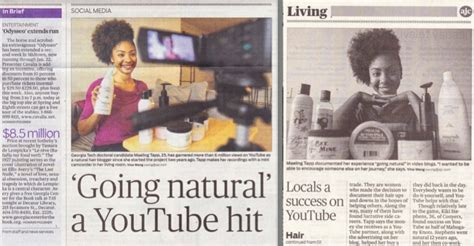 ajc living section i m in the atlanta journal constitution today ajc