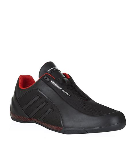 porsche shoes porsche design athletic ii mesh shoe in black for lyst