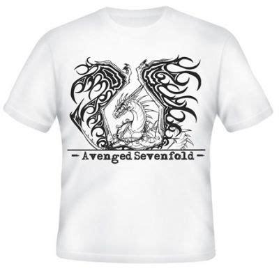 Kaos Distro Avenged Sevenfold K 067 kaos avenged sevenfold 17 kaos premium