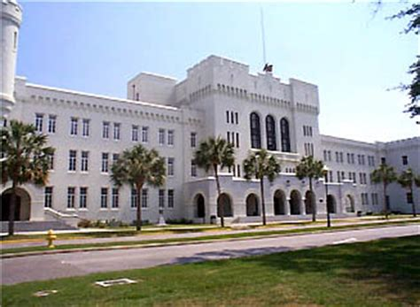 The Citadel Mba Curriculum by Universities And Colleges In Charleston South Carolina