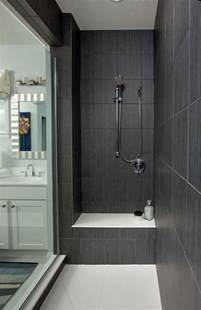 black tile bathroom ideas best 25 dark gray bathroom ideas on pinterest