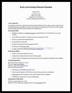 Entry Level Resume Objective Statements Entry Level It Resume Objective Alexa Resume