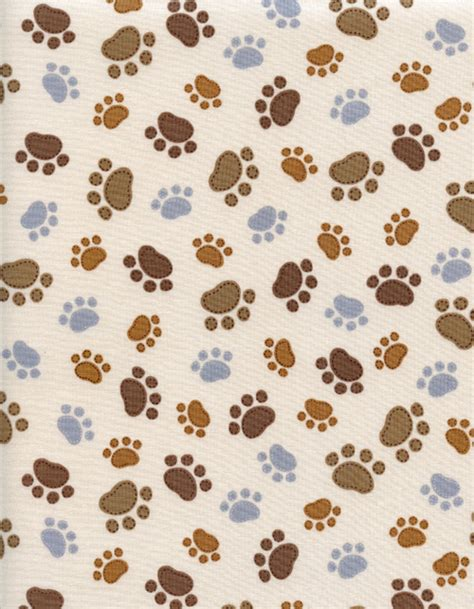 dog pattern fabric uk timeless cats and dogs paw print cream fabric by yard ebay