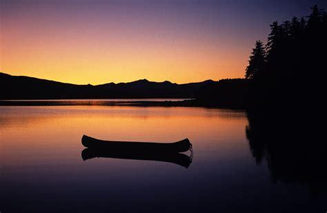 Calming Home Decor Calming Canoe Photograph By John Hyde Printscapes