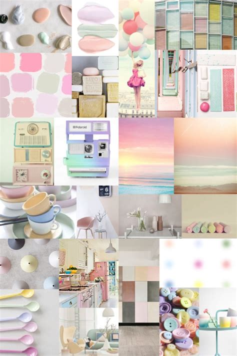 pastel colour trend home shopping ideas