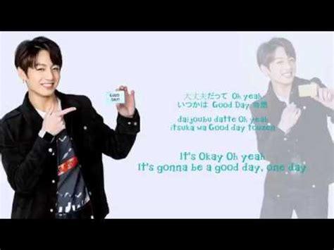 bts good day lyrics goodday videolike