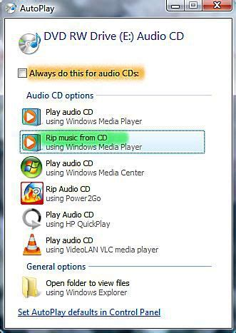 dvd player what format does it play how to rip and burn cds with windows media player