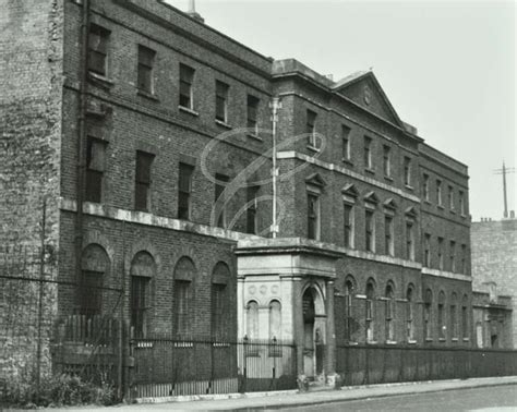 East Liverpool Hospital Detox by Poplar Workhouse Research Workhouses