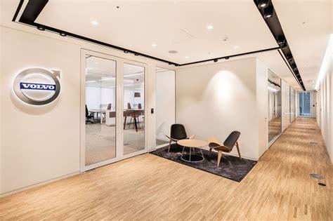volvo car group offices  seoul korea interior design