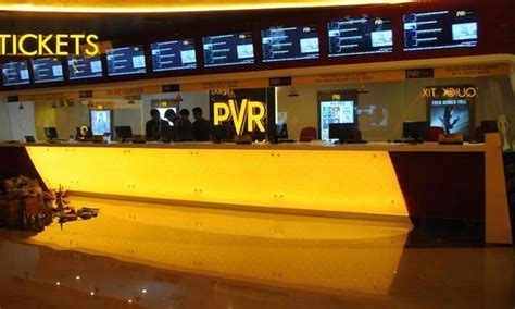 How To Use Pvr Gift Card - pvr cinemas value voucher worth rs 500 at just rs 349