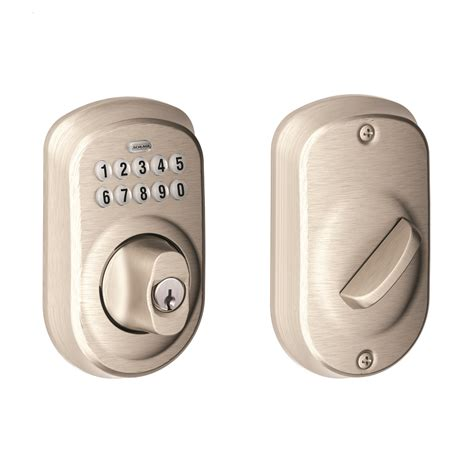 Schlage Door Keypad Change Code view larger
