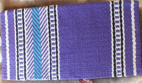 Wool Saddle Blankets For Horses by 34x36 Wool Western Show Trail Saddle Blanket Rodeo