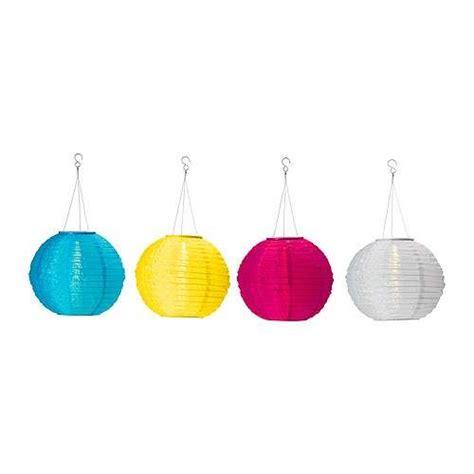 Mainstreaming Eco Lights Ikea Home Furnishing Stores Ikea Solar Light