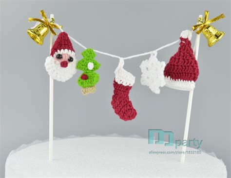 New Year Handmade Decoration - popular decorations crochet buy cheap