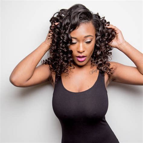 brazillian wave curls hairstyles brazilian deep wave virgin hair sotress com