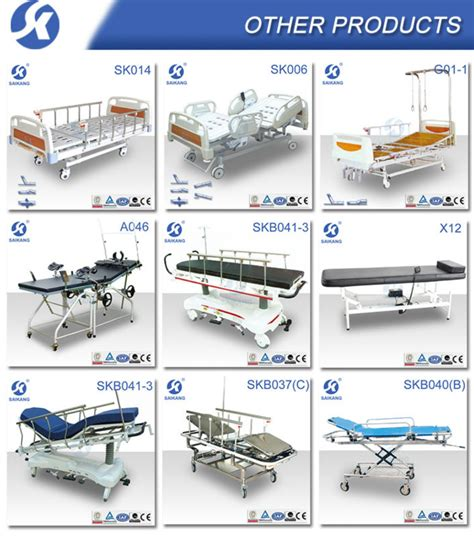 types of hospital beds utility type hospital bed steel bed different types of