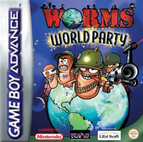 emuparadise gba worms world party e venom rom