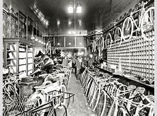 historic bicycle photos in bike museum | Classic Cycle ... Jack S Flight Club