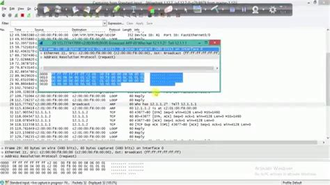 wireshark tutorial filter port tcp three way handshake captured in wireshark gns3 youtube