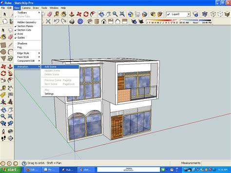 tutorial sketchup animasi tutorial animasi sketchup cv laskar teknik