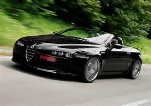 Alfa Romeo Spuder Novitec Alfa Romeo Spider Car Tuning
