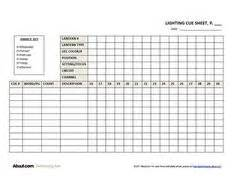Costume Plot Template by 1000 Images About Stage Management On Stage