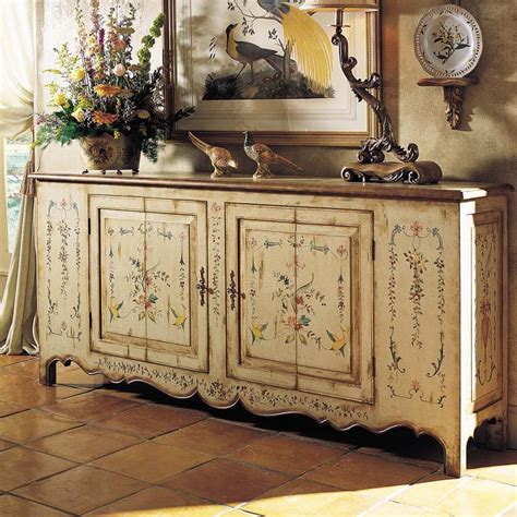 chelsea house 380055 country buffet sideboard