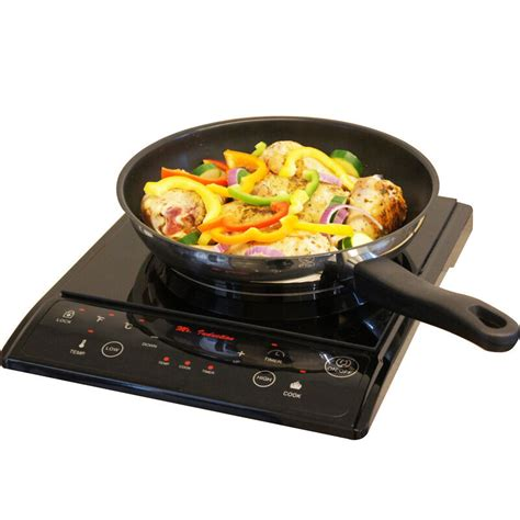 Burner Portable Cooktop by Portable Induction Cooktop Countertop Single Burner