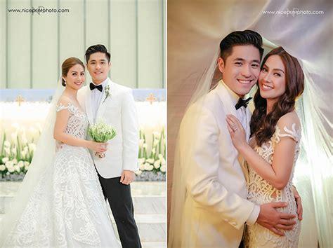 wedding 2014 pinoy actress photo kaye abad and chito miranda wedding www pixshark com
